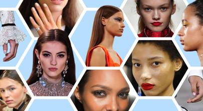 Spring 2017 Makeup Trends To Try - Backstage Beauty Pictures ...