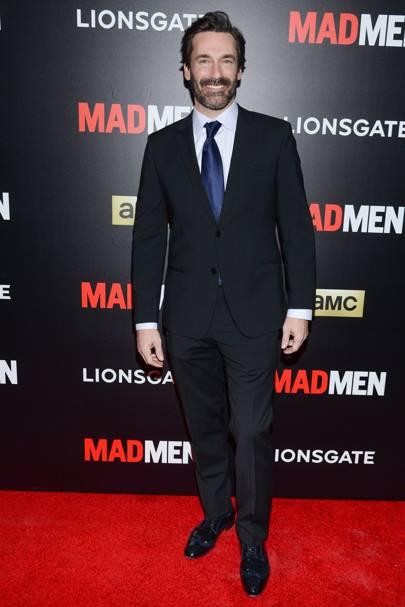 Best Dressed Man: Jon Hamm