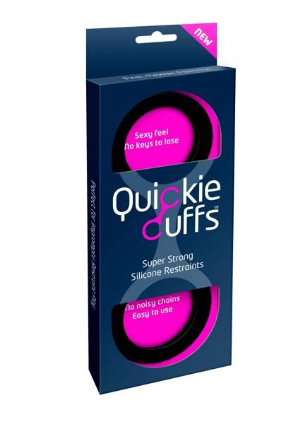 Quickie Cuffs, £10
