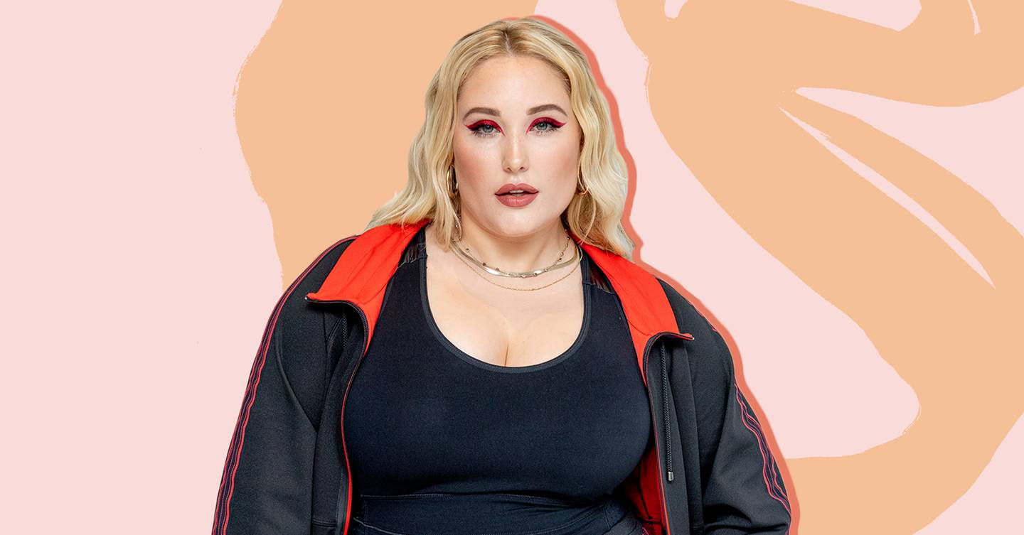 Hayley Hasselhoff becomes first curve model on the cover of a European Playboy magazine and looks incredible