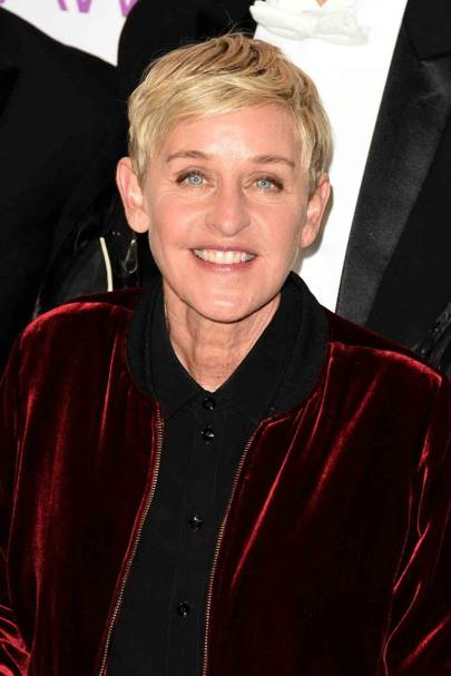 """Ellen DeGeneres - """"I decided this was not going to be something that I was going to live the rest of my life being ashamed of"""""""