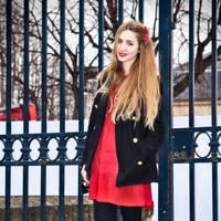 Elisa Bauddin, Student, Paris