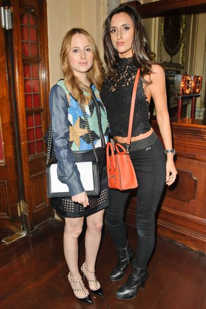 Rosie & Lily Fortescue