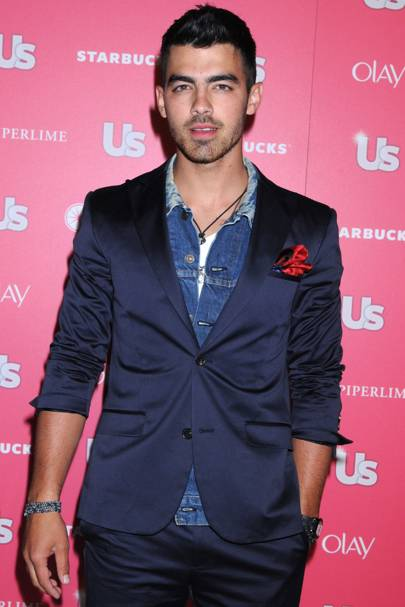 No 22: Joe Jonas