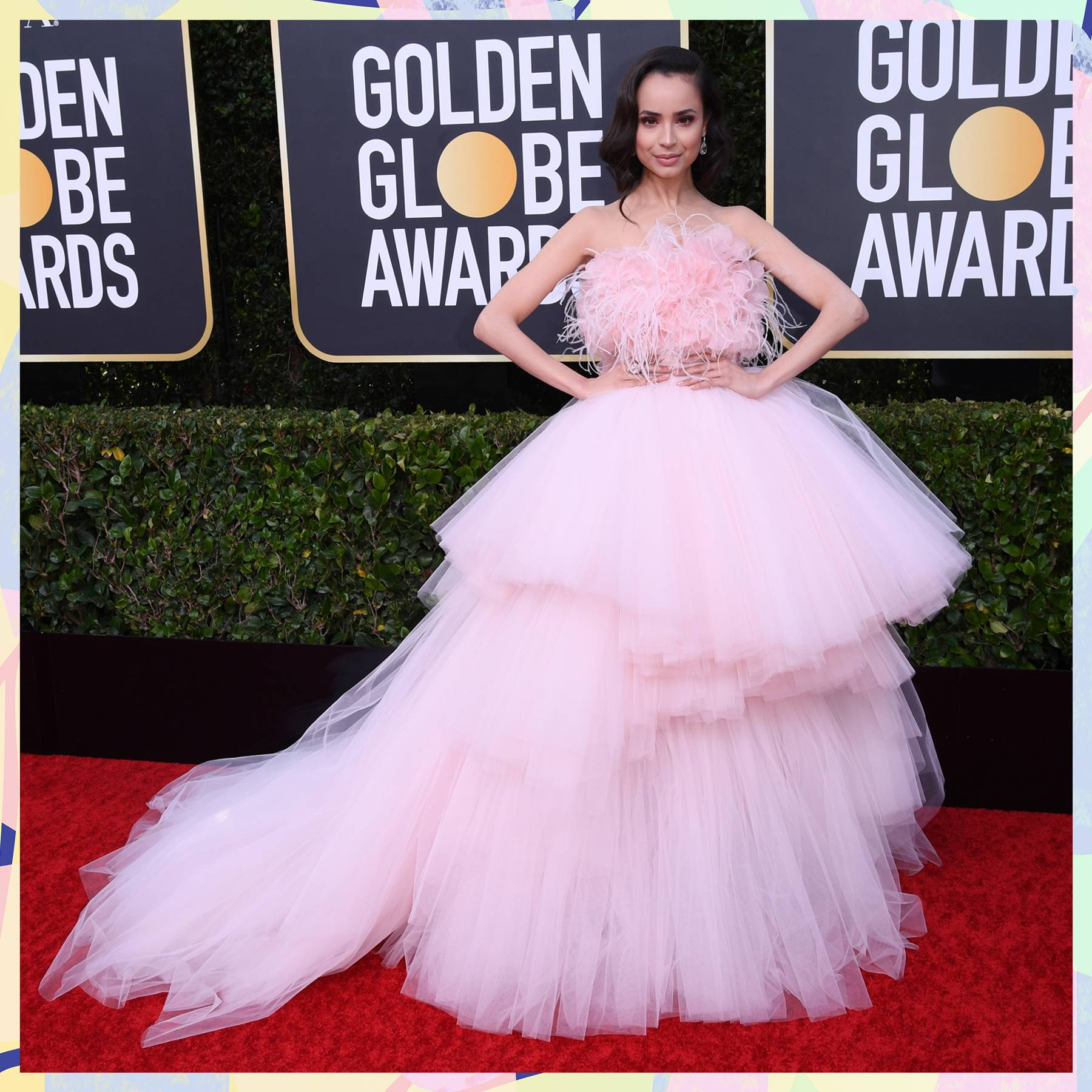 Our Fashion Editor's run down of the Golden Globes dresses worth seeing (and re-seeing!) from tonight's epic red carpet