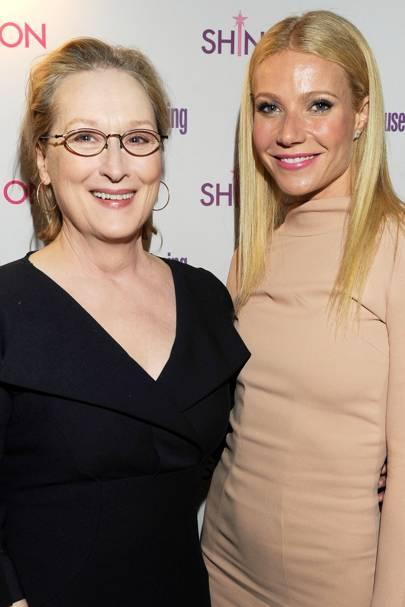 Meryl Streep & Gwyneth Paltrow
