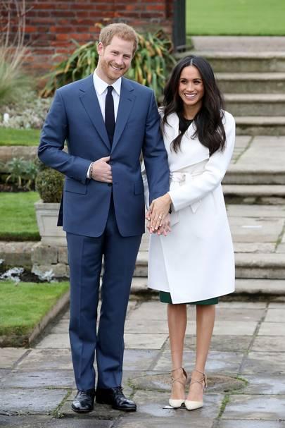 Prince Harry knew she was