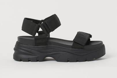 UGLY SHOES: CHNKY DAD SANDALS
