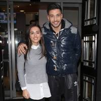 Georgia May Foote & Giovanni Pernice