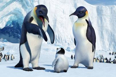 Happy Feet, 2006