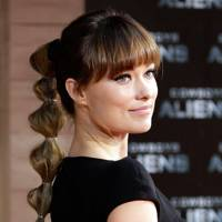 DO #16: Olivia Wilde's quirky ponytail - August