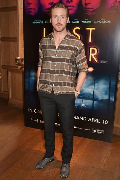 Best Dressed Man: Ryan Gosling