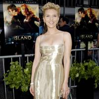 Scarlett Johansson – Golden Girl