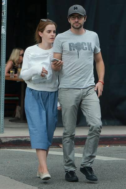 Emma Watson Harry Potter Boyfriend Roberto Aguire Glamour Uk