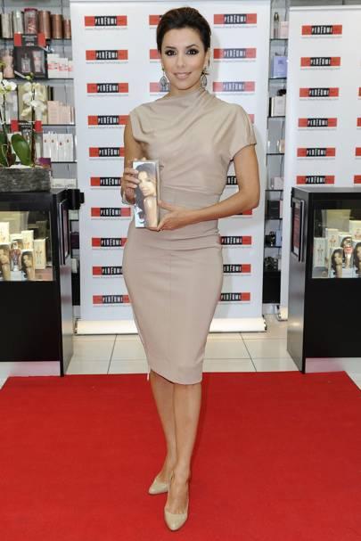 Eva Longoria & Victoria Beckham