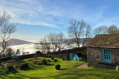 Best Airbnbs in Wales: the one for hikers