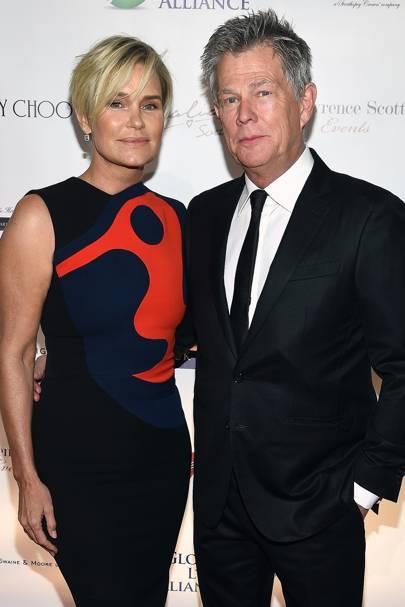December: Yolanda Foster & David Foster