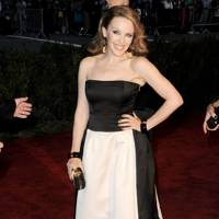 Kylie Minogue at the Met Gala