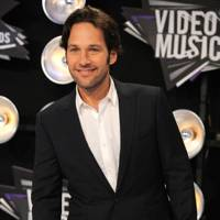 Paul Rudd at the MTV VMAs 2011