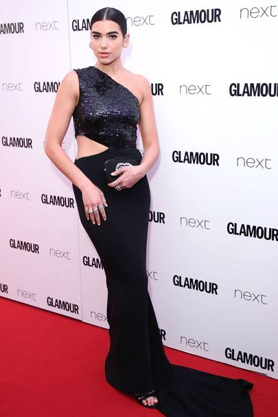 She is a GLAMOUR Awards' winner