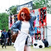 Sophie Griffiths, Dance Teacher, Isle of Wight Festival