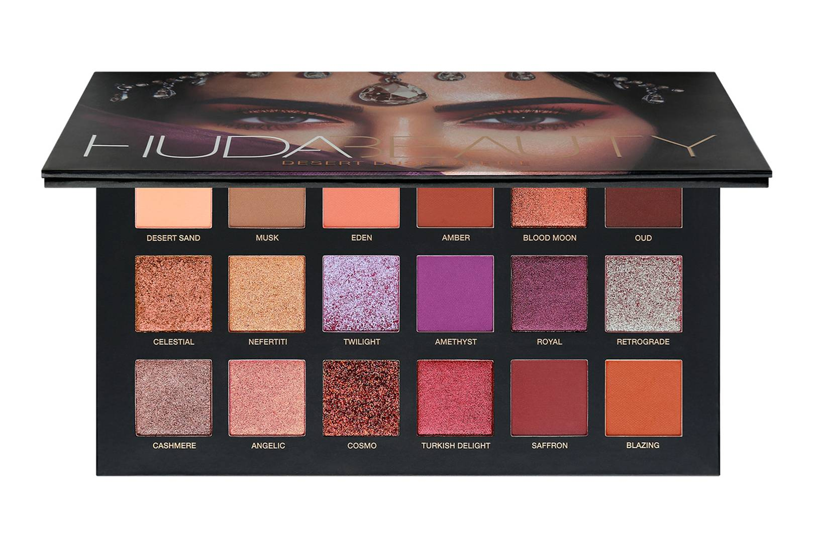 Huda Palettes The Best To Buy And How To Use Them Glamour Uk