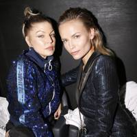 Fergie Duhamel and Natasha Poly