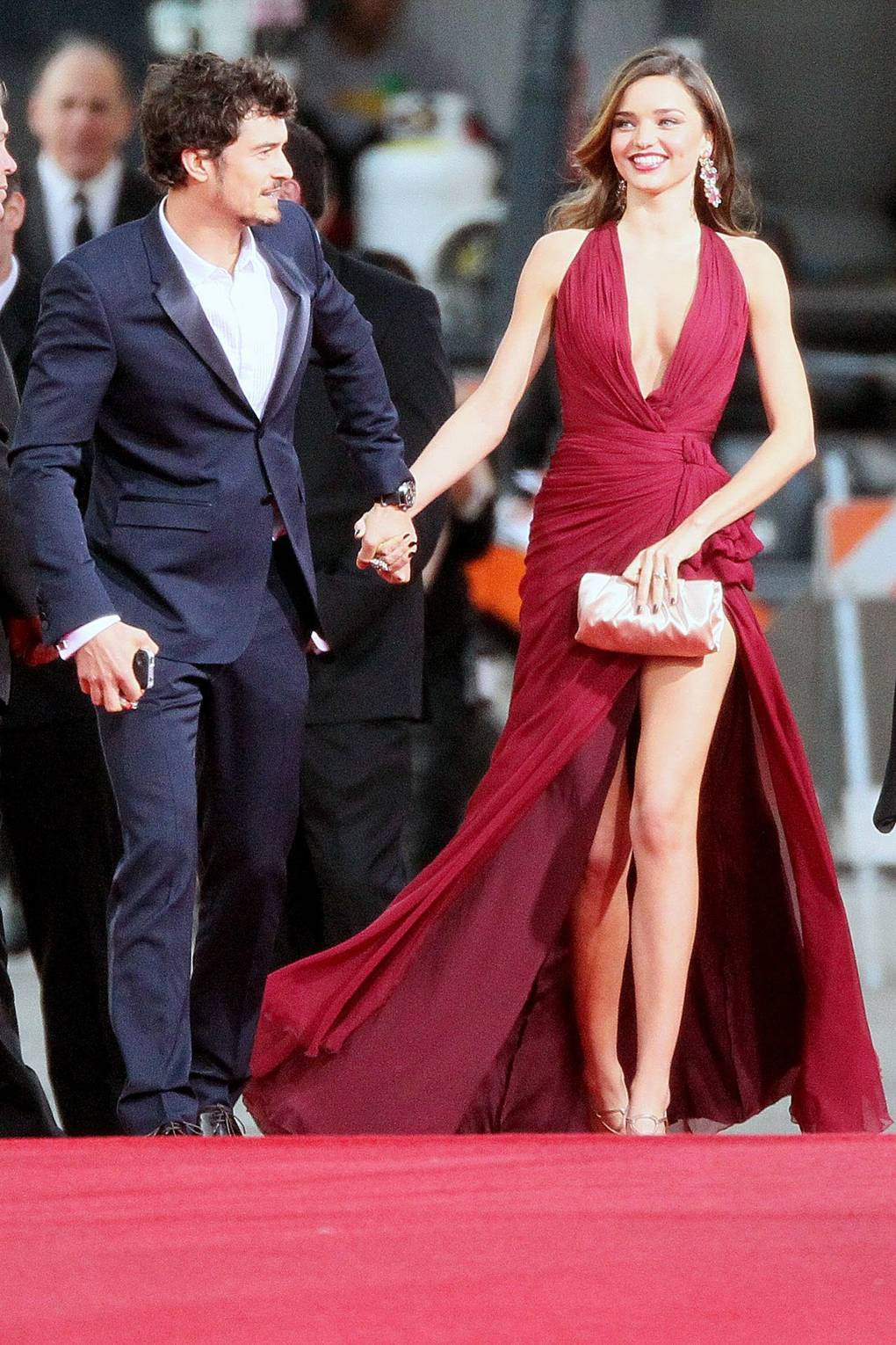 Orlando Bloom Miranda Kerr Relationship In Pictures Glamourcom