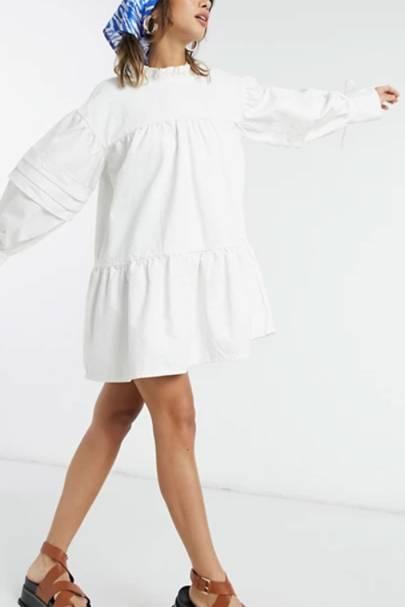 ASOS white dresses