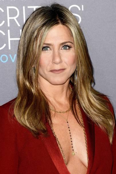 Jennifer Aniston Biography Glamour Uk