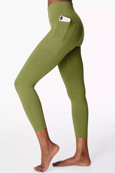 Best gym leggings with pockets: Sweaty Betty