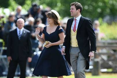 Princess Eugenie, 2017