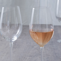Best drinking glasses: The White Company wine glasses
