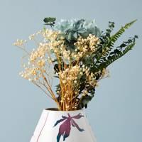 Dried flower bouquet UK: Hydrangea