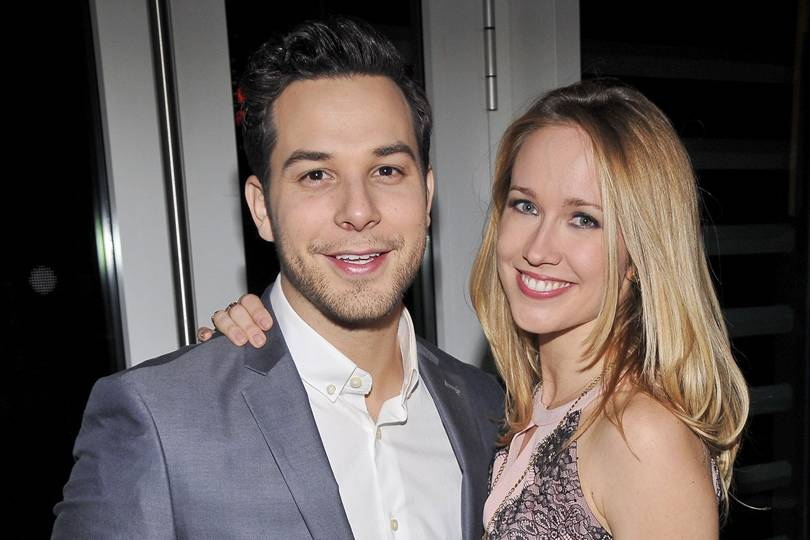 Pitch Perfect Wedding: Skylar Astin & Anna Camp Pictures