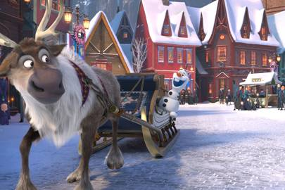9. Olaf's Frozen Adventure