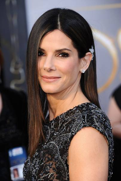 Best Polished Perfection: Sandra Bullock