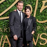5. Victoria and David Beckham