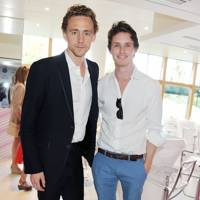 Eddie Redmayne & Tom Hiddleston