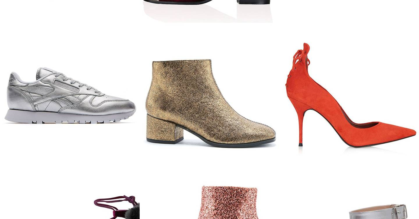 Best party shoes and heels for Christmas 2015