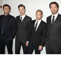 Scott Eastwood, Benedict Cumberbatch, Gerard Butler