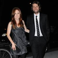 20. Julianne Moore and Bart Freundlich