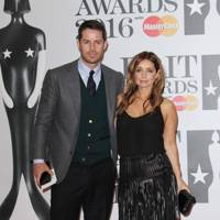 July: Louise and Jamie Redknapp