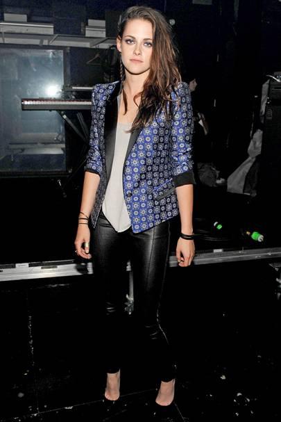 Kristen Stewart at the Teen Choice Awards 2012