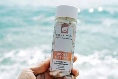Marine Collagen Tablets by Birch & Wilde