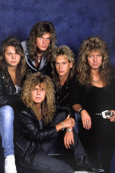 Europe (the whole band)