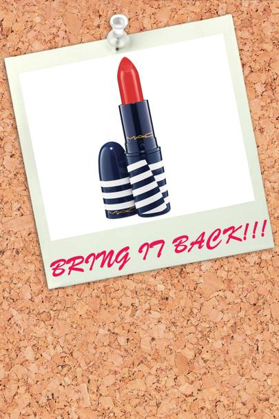 M.A.C Re-Releases Hey, Sailor Lipstick