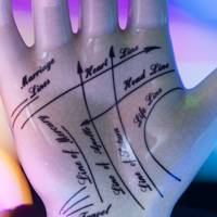 Here's *exactly* what your palm says about your personality, love life and career - and it's so fascinating