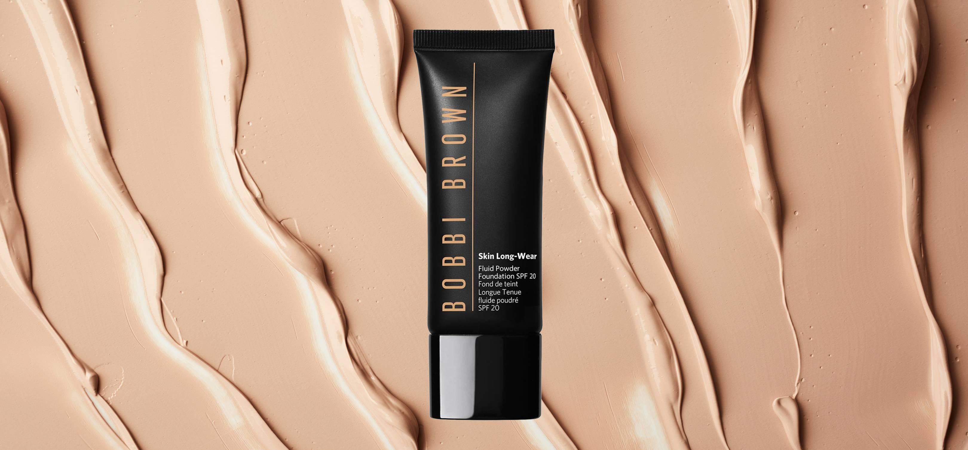 5 Women Test Bobbi Brown Skin Long Wear Fluid Powder Foundation Review Glamour Uk