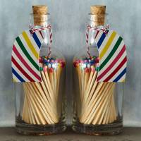 Unusual gifts: the match sticks